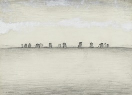 1956 - Study for The Stone Circle, Cornwall